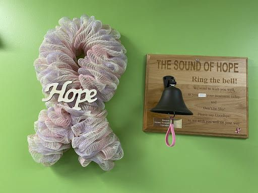 chemo freedom bell